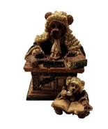 Boyds Bears, JUDGE GRIZ...HISSONAH, #228303, Pristine condition - $22.95