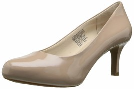 Rockport Women's Seven to 7 Pump 7 Wide Warm Taupe Patent - $83.96