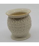 Classic Lenox Beaded Tea-light cup jar  - $11.00