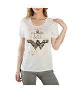 Wonder Woman T-Shirt with Interchangeable Charms - $26.50