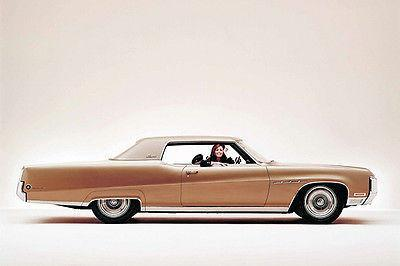 Primary image for 1970 Buick Electra 225 - Promotional Advertising Poster