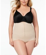 Miraclesuit Women's Extra Firm Tummy-Control Brief (Beige, XL) - $37.50