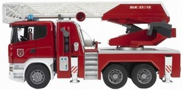 Bruder Scania R-Serie Fire Engine with Water Pump and L S Module  - $128.69