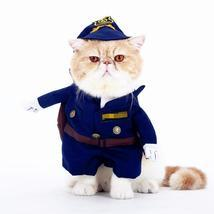 Cat Costumes For Pets Dog Cat Clothes Costume Dress Doctor Nurse Cowboy ... - €12,75 EUR