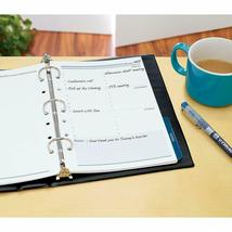 """Avery 14825 Mini Monthly and Weekly Calendar Blank Pages 5.5"""" x 8.5""""  image 4"""