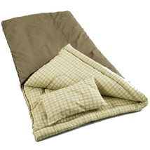 Coleman Big Game Big and Tall Adult Sleeping Bag - $95.99