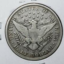 1900O Silver Barber Half Dollar Coin Lot A 186 image 2