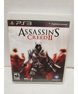 Assassins Creed II Video Game for Playstation 3 by Ubisoft - $6.58