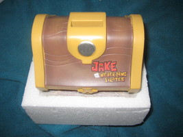Disney Store Jake and the Never Land Pirates. Treasure Box Bank. Brand N... - $19.79