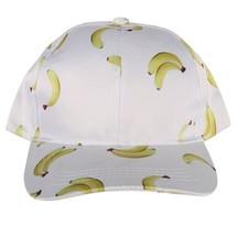 Fruit Print Hats for Women Men Summer Autumn Baseball Cap Men Women Cott... - £6.66 GBP