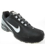 NIKE AIR MAX TORCH 3 MEN'S BLACK RUNNING SHOES, #319116-011 - $67.49