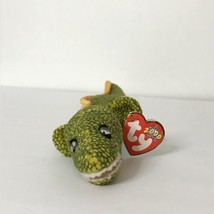 """The Beanie Babies Collection Morrie Plush Stuffed Animal TY 2000 15"""" Long  - $18.80"""