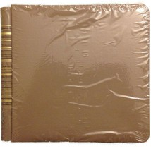 Creative Memories 7x7 Photo Album with pages, taupe with accented spine,... - $14.99