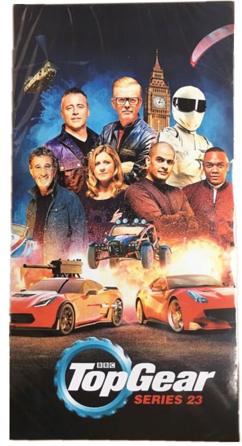 Top Gear The Complete Series Seasons 1-23 DVD Box Set 66 Disc Free Shipping New