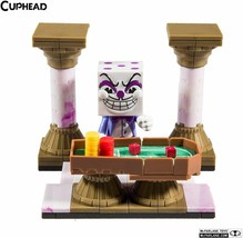 McFarlane Toys Cuphead Devious Dice Small Construction Set - $16.82