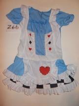 Leg Avenue ALICE IN WONDERLAND childs S/P  Halloween Dress-Up Costume - $19.49