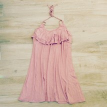 LOOSE SHORT MAUVE PINK DRESS M - $23.13
