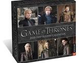 Game of Thrones 2020 Day-to-Day Calendar [Calendar] HBO