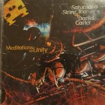 Meditations on Unity by Saturnlia String Trio Cd image 1