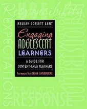 Engaging Adolescent Learners: A Guide for Content-Area Teachers [Paperba... - $6.49