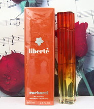 Cacharel Liberte Edt Spray 2.5 Fl. Oz. Nwb - $94.99