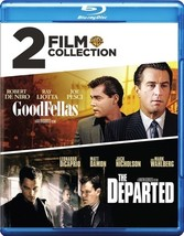 Goodfellas/Departed 2-Film Collection (Blu-Ray/Dbfe/2 Disc)