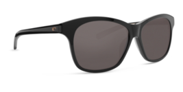 Costa Del Mar SAR 11 OGGLP Sarasota Shiny Black Sunglasses - $216.81