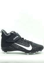 New Nike Alpha Menace Pro 2 D Football Cleats Black / White Size 8 US  M - $89.99