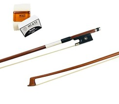 Classic Pernambuco Violin Bow 4/4 Full Size With FREE Rosin for Bow Hairs and Eb