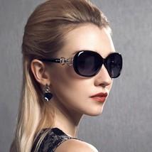 Summer Vintage Sunglasses Women Brand Designer Sun Glasses Round Metal E... - $9.98