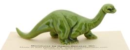 Hagen-Renaker Miniature Ceramic Dinosaur Figurine Diplodocus