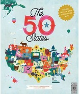 The 50 States: Explore the U.S.A. with 50 fact-filled maps! - $16.89