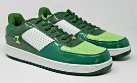 Starbury Size 15 Kelly Green Crossover Le By Stephon Marbury Basketball Shoes image 1
