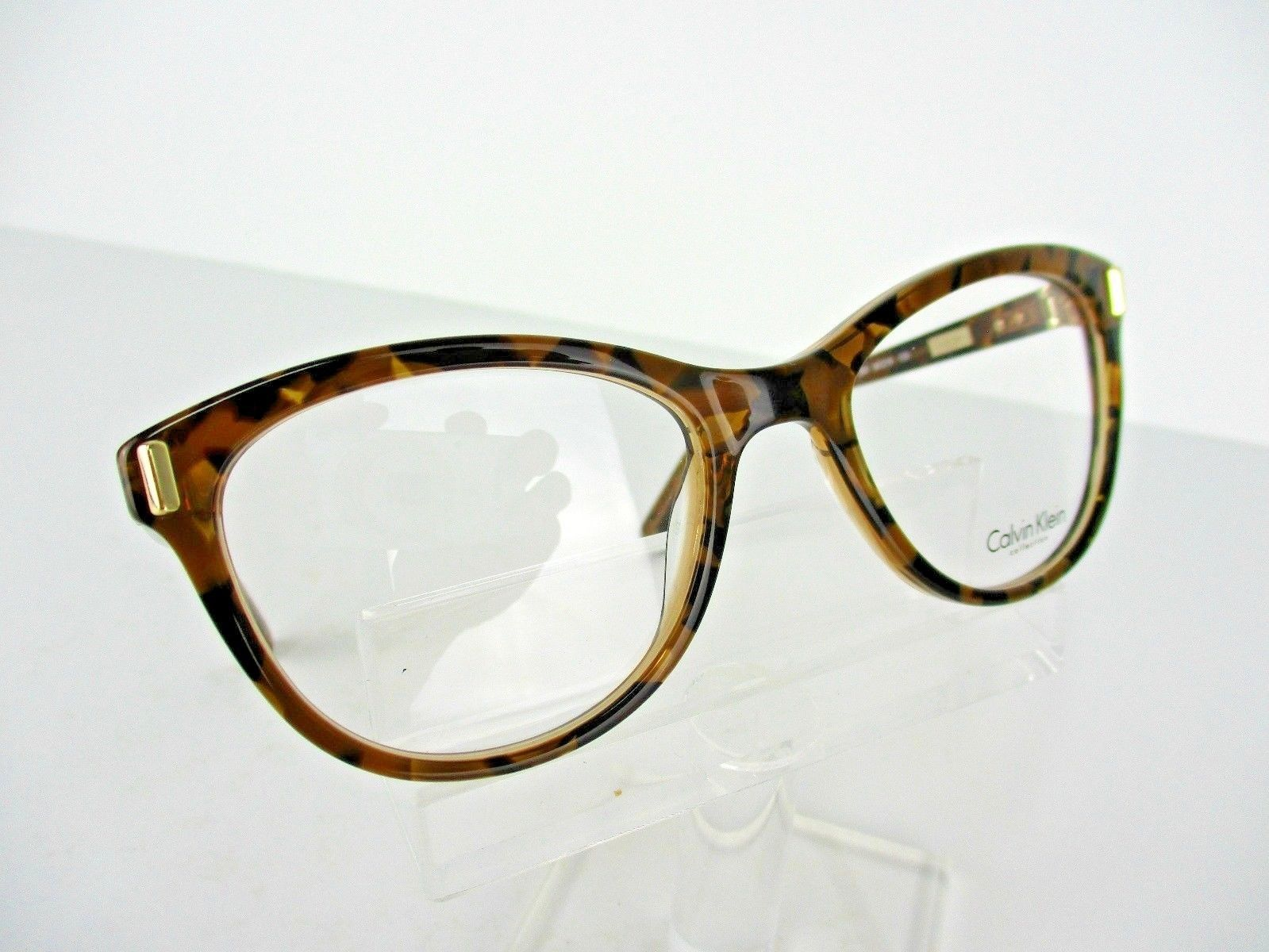 2f566f63930 Calvin Klein CK 8533 (230) Topaz Tortoise 50 and 50 similar items