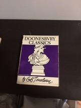 Doonesbvry Classics by G B Trudeau set of 4 Books Purple Set - $14.00