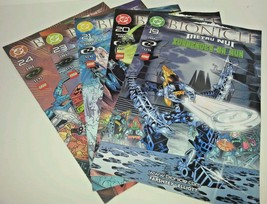 Lego Bionicle 5 DC 2004 - 2005 Comics Magazine ... - $24.74