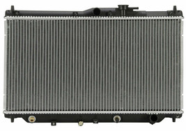 RADIATOR HO3010155 FITS 92 93 94 95 96 PRELUDE 90 91 92 93 ACCORD 2.2 L4 A/T image 2