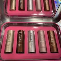 PICK SHADE fresh Sugar Lip Treatment Balm SPF 15 Rose Spice Petal Honey TRAVEL image 2