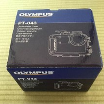 Olympus PT-043 Underwater Camera Case Housing New with Box From Japan F/S - $200.89