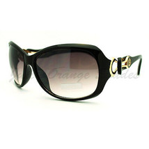Designer Fashion Sunglasses Womens Classy Oversized Rectangle Frame - $7.15