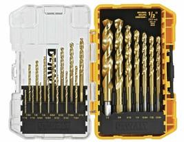 Titanium Drill Bit Set, 21-Piece (DW1342) - $49.58+