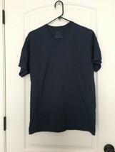 Fruit Of The Loom Men's Short Sleeve T-Shirt Sz M Shirt Blue  - $41.28
