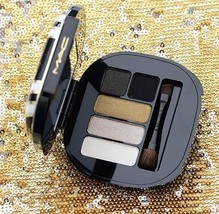 MAC Eyeshadow Palette/Compact Stroke of Midnight 5 Shades NIB Double End... - $26.70