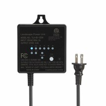 DEWENWILS 60W Outdoor Low Voltage Transformer with Timer and Photocell L... - $56.09