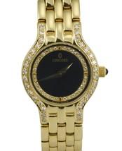 Concord Le Palais Ladies 14k Yellow Gold and Diamond Wristwatch - #29-62... - $2,495.00