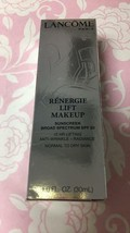 Lancome Renergie Lift Makeup SPF 20 Normal to Dry Skin 1 oz (PICK YOUR S... - $22.76
