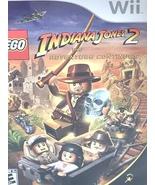 Indiana Jones 2 The Roventure Continues - Nintendo Wii Games - $20.00