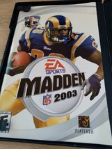 Sony PS2 Madden 2003 image 2
