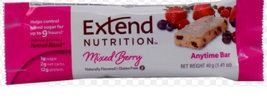 Extend Bar Mixed Berry Delight - $2.05
