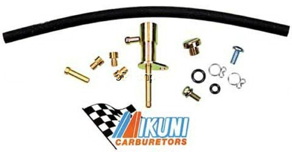 New Mikuni Power Jet Kit for VM and TM 30-44mm Carbs MK-406